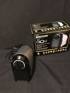 Stanley Bostitch Superpro Glow Commercial Electric Pencil Sharpener