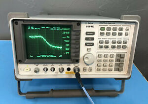 Hp Agilent Keysight 8564e Spectrum Analyzer 9 Khz 40 Ghz Calibrated Guaranteed