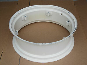 New Wheel Rim 10x28 6 loop Fits Massey Harris Colt 21 50 101 102 Jr 10 28 10 28