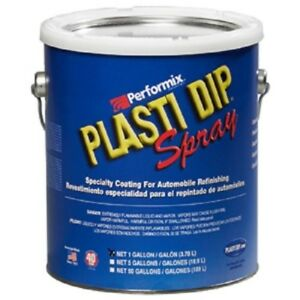 Perfomix Plasti Dip 101024s Rubber Coating Sprayable Gallon Fluores Blue