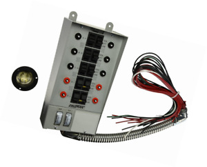 Reliance Controls Corporation 30310a Pro tran 30 amp Indoor Transfer Switch