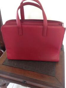 Leather Briefcase By Levenger