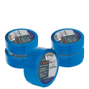 5 Rolls Painters Blue Masking Paint Tape 2 164ft Multi Surface