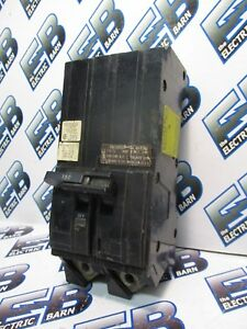 Square D Q12150 150 Amp 2 Pole 240 Volt Circuit Breaker Warranty