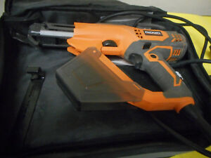 Ridgid 3 In Drywall And Deck Collated Screwdriver tool Only a186