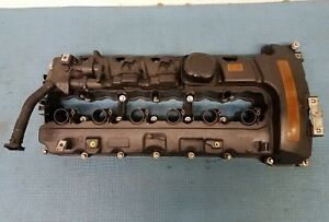 Bmw N54 N54t 3 0l Turbo Engine Cylinder Head Valve Cover Plastic 2008 2013 Used