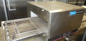 Used Lincoln Impinger 1301 8 Electric Conveyor Pizza Oven Counter Top 208v