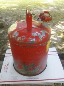 Safe t way 5gal Nfpa 30 Type 1 Safety Storage Can Gas Oil Diesel Explosive