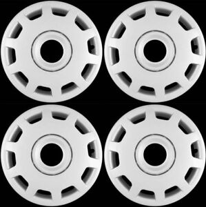 15 Universal Hubcaps Set Of 4 New Popular On Vw Beetle Jetta Passat Gti