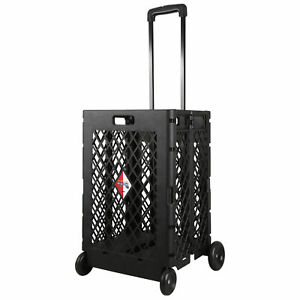 Olympia Tools Pack n roll Mesh Rolling Cart 85 404