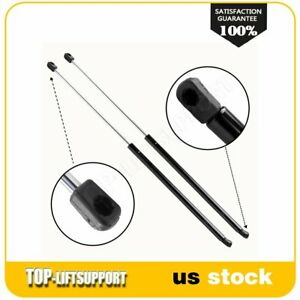 Qty 2 Front Hood Lift Support Struts Shocks Gas Springs For Toyota Camry 12 16