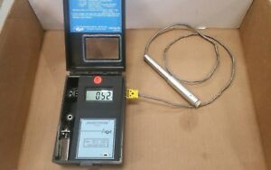 Edl Digital Pocket Probe Thermometer Type K Range 280 To 2000 F