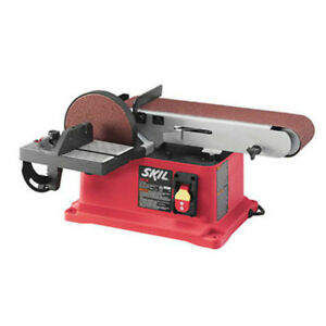 Disc Sander Miter Gauge Table Top Power Tools Sanders Portable New