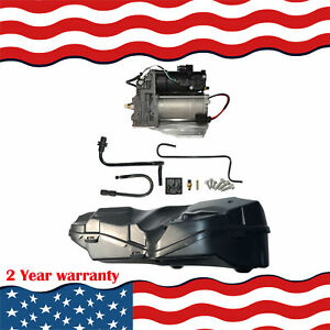For Discovery Lr3 Lr4 Range Rover Sport Air Compressor Pump Covers Lr044360