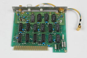 Agilent 85660 60028 A10a7 Pll2 Divider Board Assembly