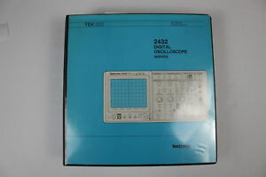 Tektronix 070 6285 00 Service Manual 2432 Digital Oscilloscope
