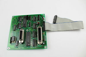 Tektronix 670 9322 00 388 8905 00 Type 370 A22 Interface Board Assembly