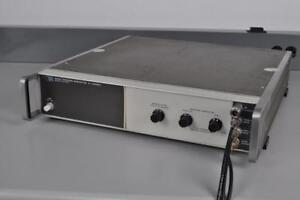 Hp 8444a Tracking Generator