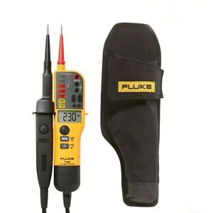 Genuine Fluke T150 Voltage Continuity Tester H15 Holster Case 2019 Edition