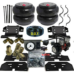 No Drill Tow Assist Kit On Board Air Management 2003 13 Dodge Ram 2500 3500dc100