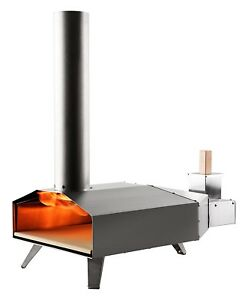 Uuni Pizza Oven Accessories Outdoor Stainless Steel Wood Burning Pellet Fired