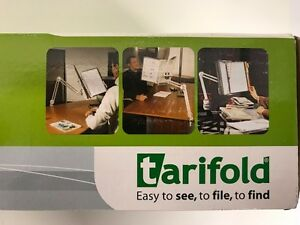 Tarifold Easy To See File Find Office Desk Supply Swinging Arm Document Holder