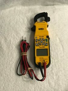 Uei Test Instruments Dl429 Clamp Meter
