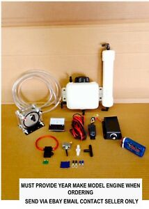Hho Dry Cell Kit Hydrogen Generator With Volo Chip Efie