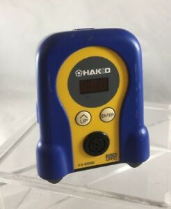 Hakko Fx888d 23by Replacement Base Station base Only as is for Parts repair e21