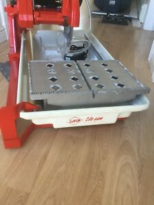 Mk 10 Tile Wet Saw
