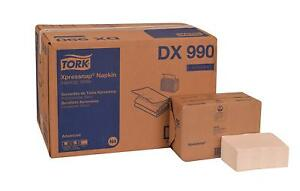 Tork Dx990 Advanced Plus Xpressnap Dispenser Napkin Interfold 2 ply 8 5 X Of