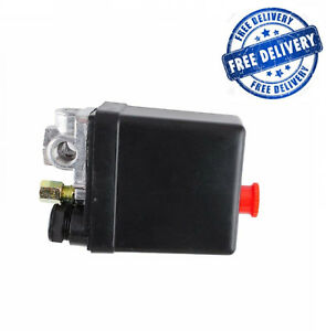 Air Compressor Pressure Switch Control Valve Central Pneumatic Replacement Wadoy