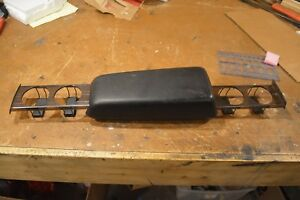 Volvo 740 760 780 940 960 240 Armrest Arm Rest With Cup Holders