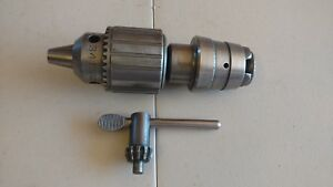 Jacobs Usa No 34 1 2 Capacity Drill Chuck R8 Diamond Tool Quick Change Collet