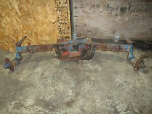 Ford 2000 3 Cylinder Tractor Lcg Wide Front