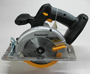 Recondition Panasonic 18v Cordless Circular Saw Ey3551 Tool Only