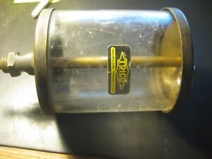 Vintage Trico Drip Oiler Lathe Hit Miss Engine Oiling System