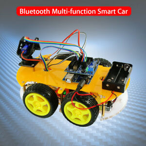 Multifunction Bluetooth Controlled Robot Smart Car For Arduino Professional Hot