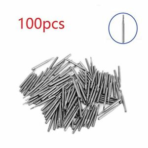 100 Pcs Dental Carbide Burs Fg 330 Pear For High Speed Handpiece Bulk