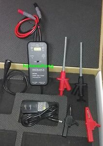 50mhz High Voltage Differential Isolating Oscilloscope Probe 1300v 50x 500x 8m