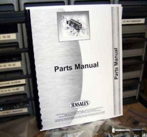 International 102 Manure Spreader Pto Driven Parts Manual