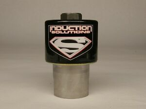 Nitrous Solenoid trash Can Induction Solutions Steve Johnson 700 Hp Free Ship