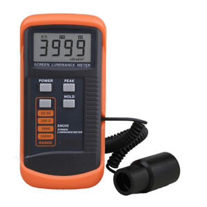 Sm208 Screen Luminance Meter Transmission Tester Tv Screen Brightness Tester