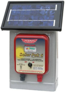 Parmak Precision Df sp li 6 Volt Solar Pak Fencer