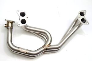 1320 Performance Equal Length Header For 02 14 Wrx 04 Sti Forester Xt Legacy Gt