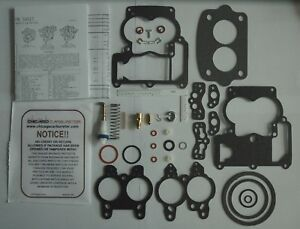 Marine Rochester 2 Barrel Carb Kit Mercruiser 1397 2072 1397 2637 1397 3464