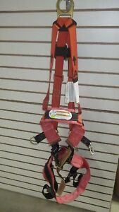 Klein 87892 Fall arrest positioning Harness For Tree trimming Work Large Nnb