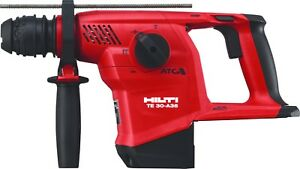 Hilti Te 30 a36 36v Cordless Combihammer Tool Brand New