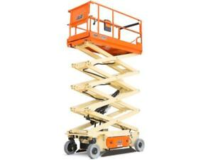 Jlg 3246es New 2018 32 Ft Electric Scissor Lift