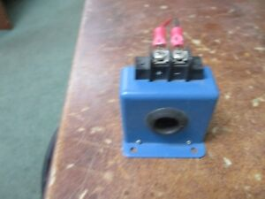 Katy Instruments Current Sensor 420 Range 50a 5 40vdc In 4 20ma Out Used